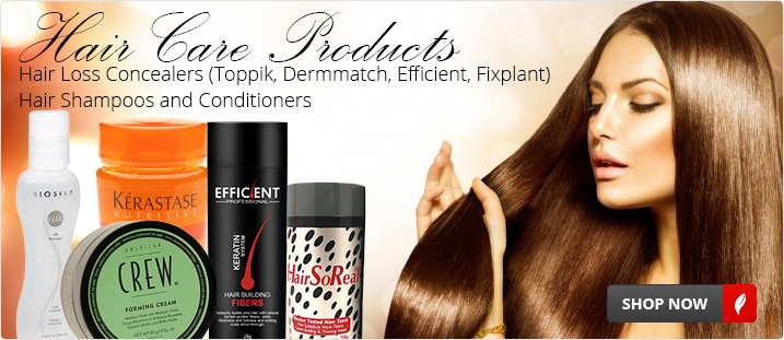 Hair Care Products - Shop Now