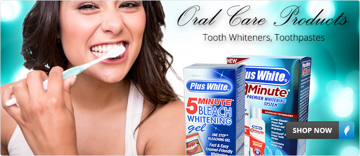 Oral Care Products - Shop Now