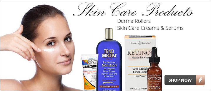 Skin Care Products - Shop Now